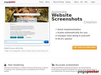 www.vsgtech.com网站缩略图